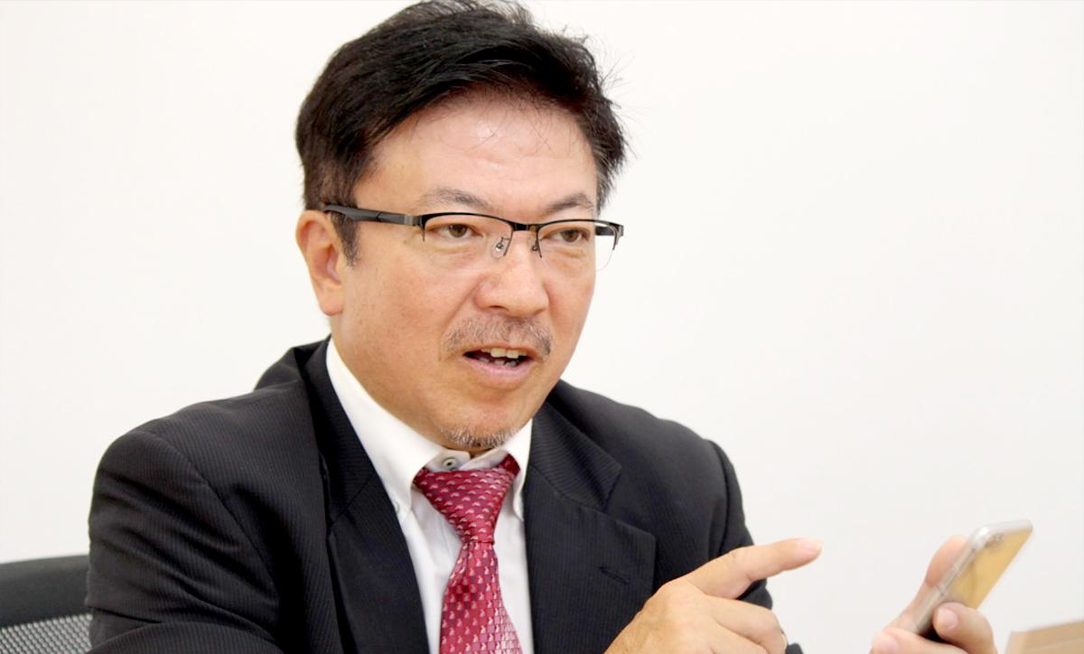 アルゴスサービスジャパン株式会社<br>代表取締役社長 佐藤 茂之 氏