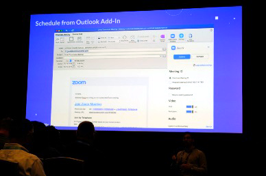 Outlook Add-inとの連携